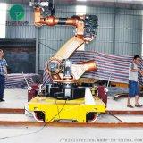 機器人配套軌道車 拖電纜貴軌道平板車非標定製