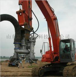 200挖机抽沙泵-挖掘机泥浆泵-液压吸泥泵