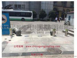 武汉停车区阻车路障 警示柱材质