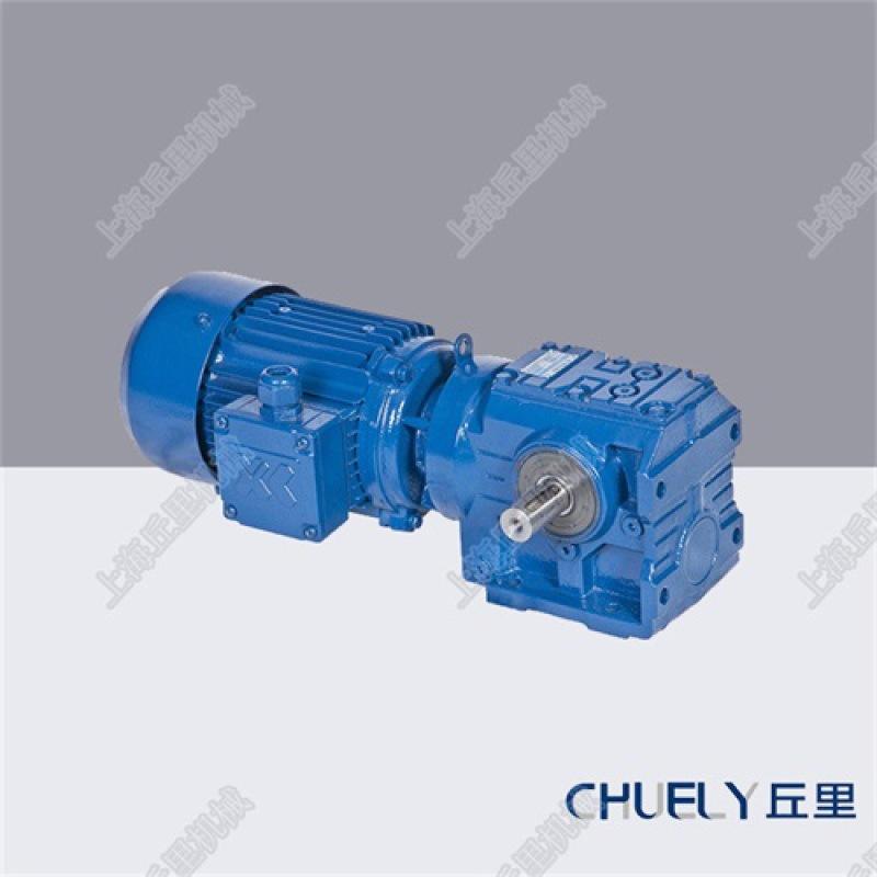 SF57斜齿轮蜗轮减速器 尺寸 图片 工期