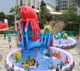 黑龍江哈爾濱水上樂園夏天兒童遊樂必備移動水上樂園