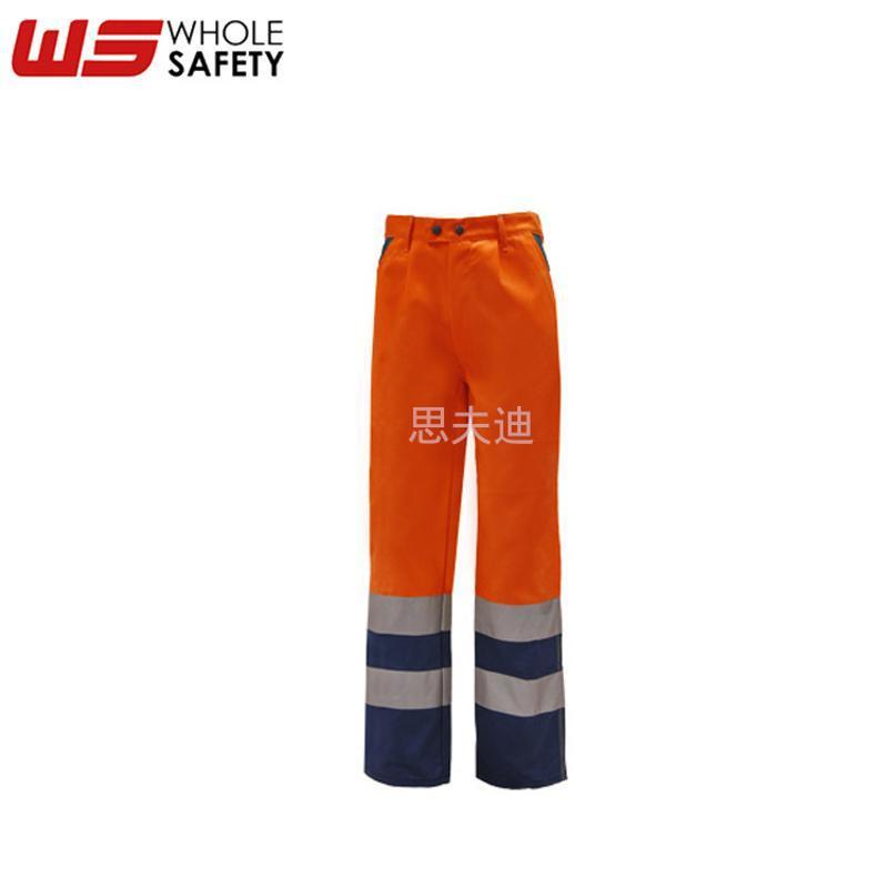 高可视荧光阻燃防静电服 耐磨反光 示 应急救援服 救援裤