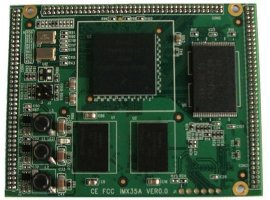 嵌入式ARM主板(SOM-3201)