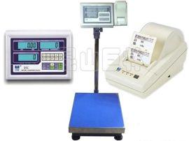 联贸BSC不干胶打印电子秤 使用寿命长工作性能稳定的不干胶打印秤