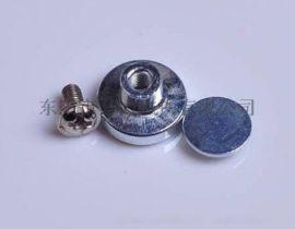 圆形磁铁 圆片吸铁石 钕铁硼磁铁磁石