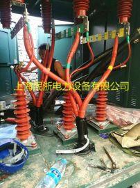 35KV电缆分支箱2进1出出线侧带一台隔离开关