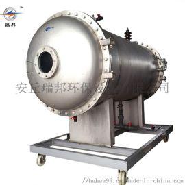 安丘瑞邦大型污水净化高浓度不锈钢臭氧发生器
