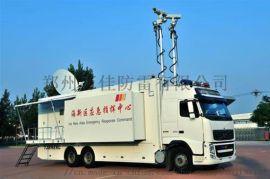车载10米电动天线升降杆,便携式手动升降桅杆避雷针