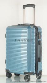 上海定制万向轮拉杆箱 pc登机行李箱 广告礼品定制
