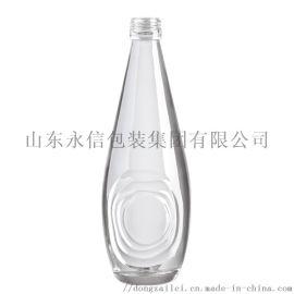 厂家销售定制白酒酒瓶 洋酒酒瓶 棕色玻璃瓶 小酒瓶