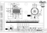 冷卻塔專用立式電機Y2VP 160M-4-11KW