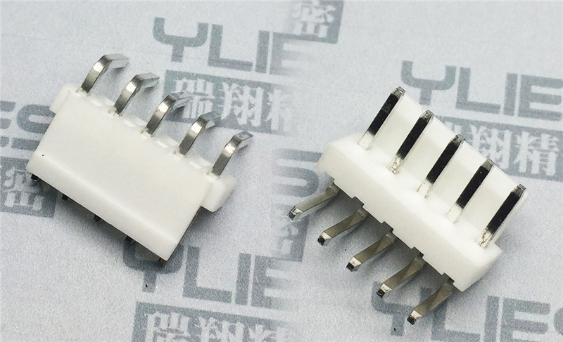 PCB连接器3.96mm 插针 90度VH连接器