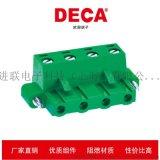 DECA 進聯螺釘式PCB端子MC101-762