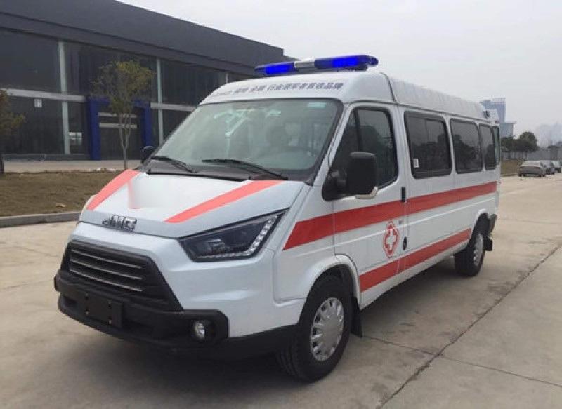 江鈴特順運輸型救護車