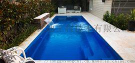 游泳池防水与装饰