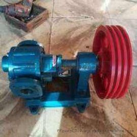 直销高粘度泵电动油泵加热沥青泵CB-250