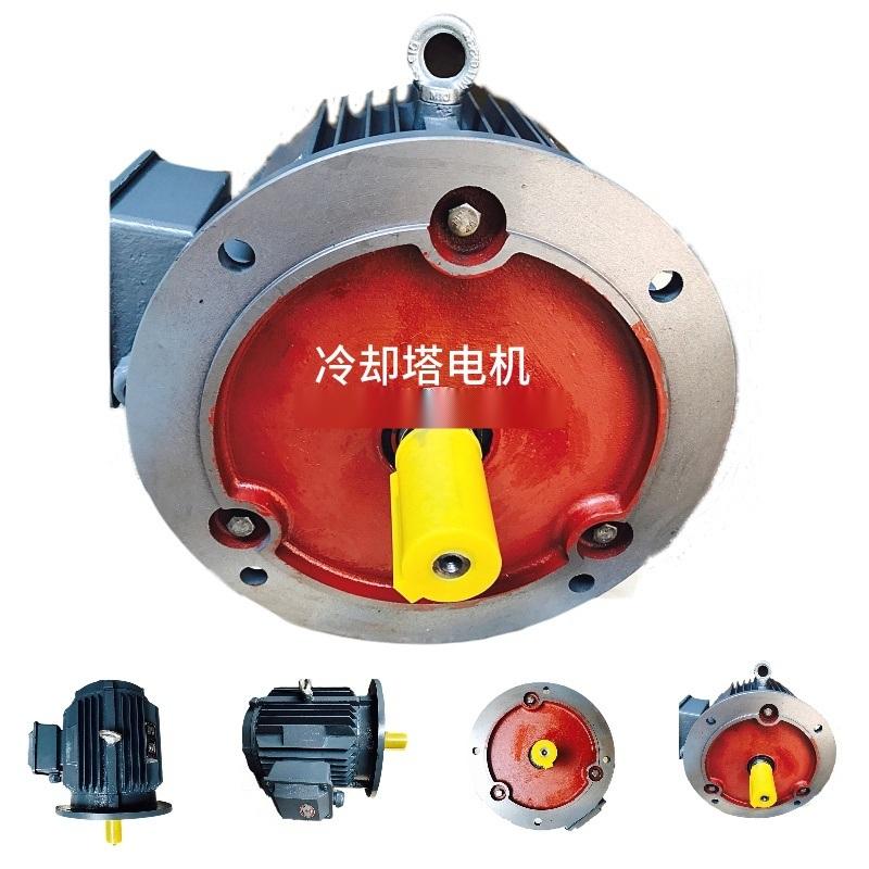 全铜线冷却塔电机YCCL132M-4-7.5KW