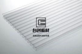 元坝区、朝天区8mm湖蓝新日阳光板