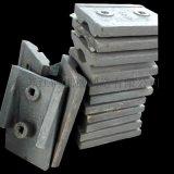 新疆耐磨衬板价格高合金板 江河耐磨材料
