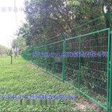 高速铁路防护栅栏框架护栏网 桥下金属网片防护栅栏