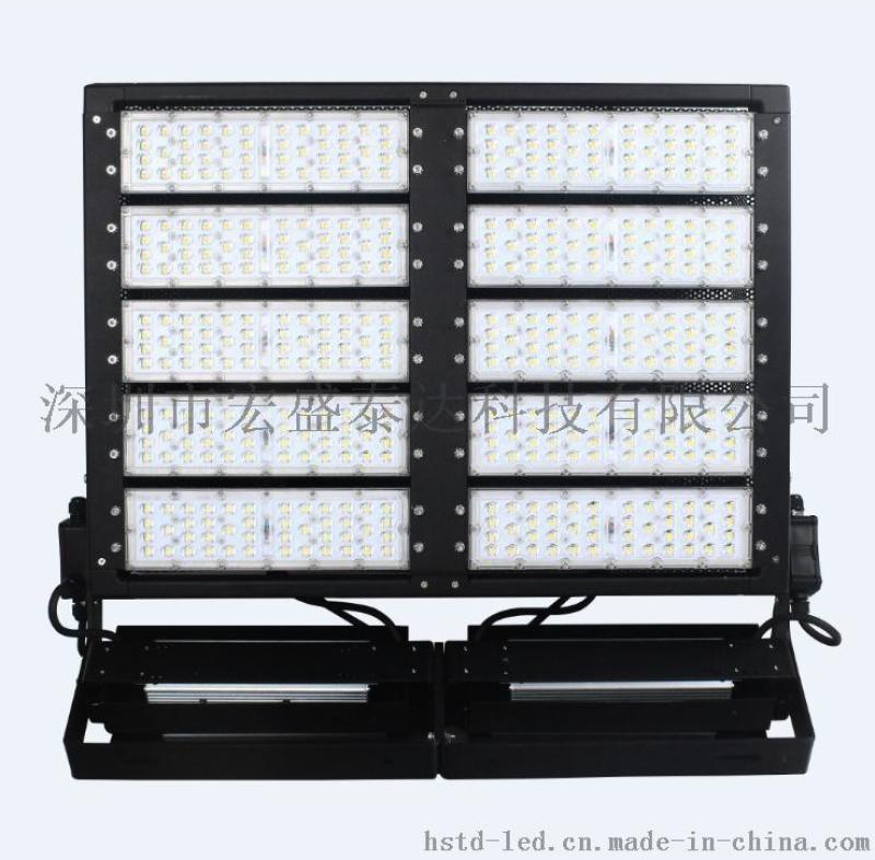 高亮LED投光燈熱銷LED高杆燈1000W