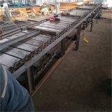 鏈板輸送機 板鏈輸送機價格 都用機械平穩送料鏈板機