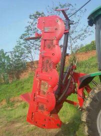 拖拉机后置圆盘割草机  省事割草机