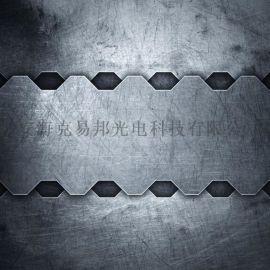 机器视觉识别系统-金属片尺寸检测-hkeb