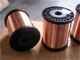 大量供应**铜丝 镀锡紫铜线 无氧纸包线厂家加工