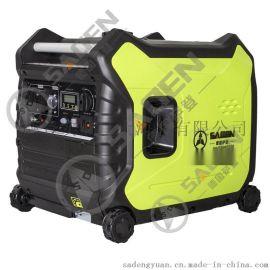 便携式家用3KW汽油发电机的特点和型号参数