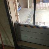 桂林鋁合金防汛擋水板定製 車庫防洪神器廠家定做