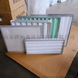 板式初效过滤器 机房空调风机空气过滤器