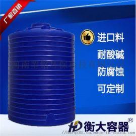 20吨**储罐-防腐容器-化工pe容器