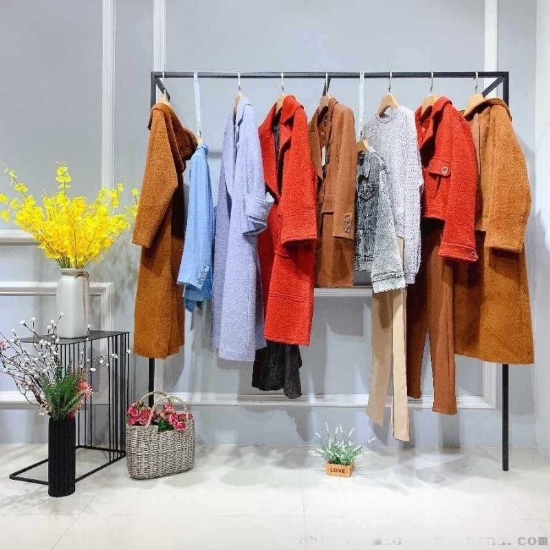 欧时力女装正品哈市她衣柜分布品牌女装批发女式马甲女装批发市场