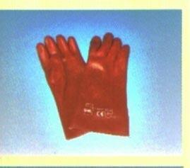 PVC浸胶手套