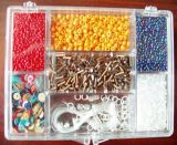 DIY彩珠盒—珠饰配件