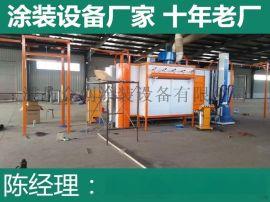 铁门喷粉生产线 自动涂装设备 喷涂效率高