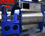 化工沸石粉找奇卓無重力混合機螺帶混合機技術新進