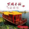 山东木船厂家在哪里 主要画舫船 观光餐饮船