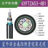 太平洋光缆GYFTZA53 非金属阻燃光缆