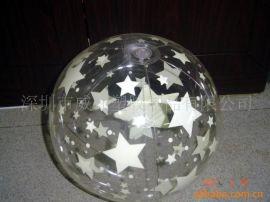 威旺厂家供应充气PVC球