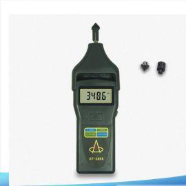 激光转速表,接触式转速表,二合一功能DT2858