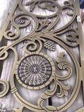 铝屏风加工厂专业定制酒店精品镂空屏风 铝板雕花屏风