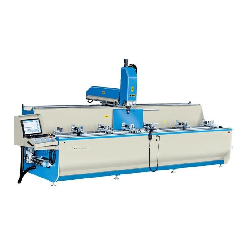 明美加工中心 铝型材数控加工中心 数控加工中心