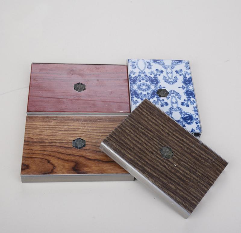 大品牌铝蜂窝板厂家加工定制蜂窝芯吸音铝蜂窝板