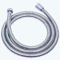 不锈钢双扣伸缩淋浴管(SS-H02)