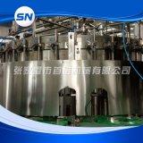 供應碳酸飲料灌裝生產線 含氣飲料灌裝生產線 鹽氣水生產設備