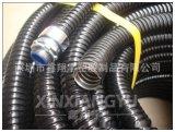 深圳鑫翔宇包塑金屬軟管,穿線軟管,蛇皮管,包塑管廠家規格齊全