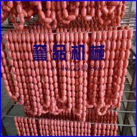 四川麻辣臘腸煙薰爐 商用不鏽鋼食品級薰蒸爐 付骨香腸煙薰爐50型