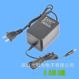 厂家直销DC12V 1A线性直流稳压电源适配器